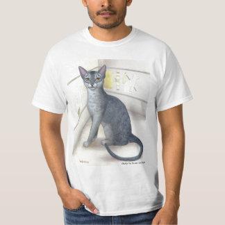 Gato de Skyler Tshirts