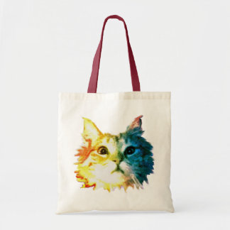 Gato do arco-íris bolsa para compra