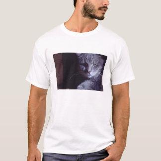 gato do dixie camiseta
