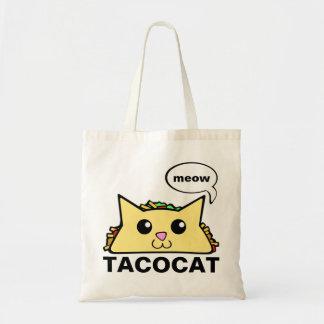Gato do Taco Sacola Tote Budget
