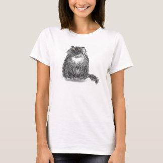 Gato grande T Camiseta
