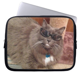 Gato legal capas de notebook