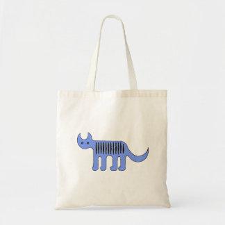 Gato perdido bolsa tote