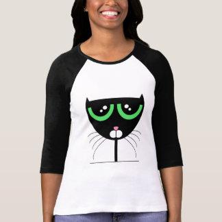 Gato preto - t-shirt
