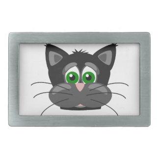 gato preto Verde-eyed