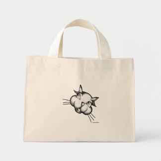Gato Sacola Tote Mini