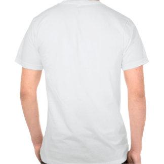 Gato sério t-shirts