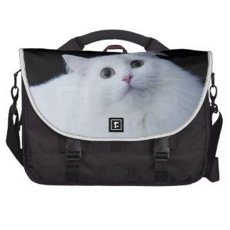 Gato Siberian Maleta Para Laptop