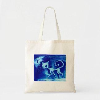 Gato só bolsa