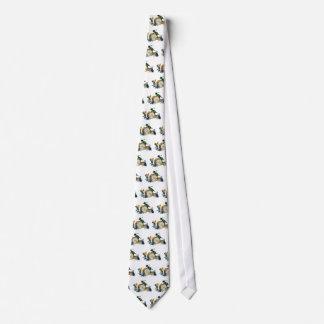 Gatos do jazz gravata
