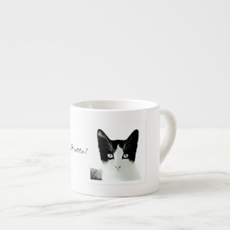 Gatos e café minha divisa! Caneca do café
