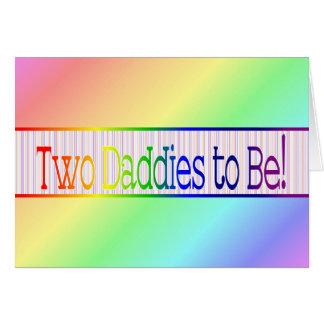 Gay/lésbica do anúncio da gravidez