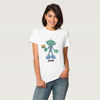 Gaylien Camiseta