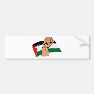 Gaza livre livra Palestina Adesivo Para Carro
