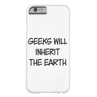 Geek Capa Barely There Para iPhone 6