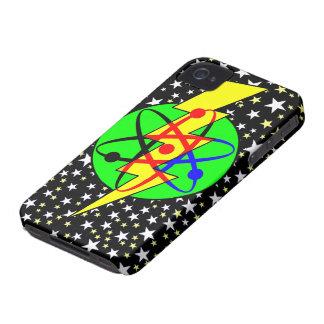 geek capa para iPhone 4 Case-Mate