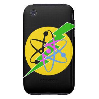 geek capas para iPhone 3 tough