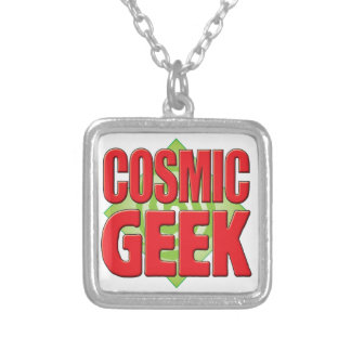 Geek cósmico v2 colar