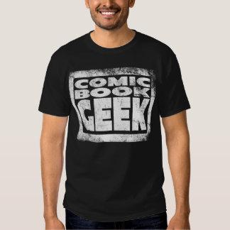 GEEK da BANDA DESENHADA (afligido) por JFStan T-shirt
