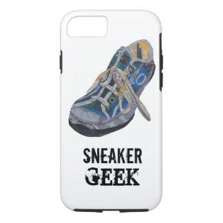 Geek da sapatilha capa iPhone 7