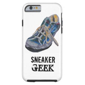 Geek da sapatilha capa tough para iPhone 6
