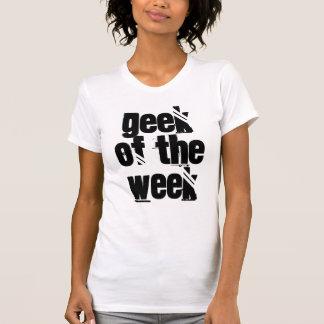 Geek da semana t-shirts