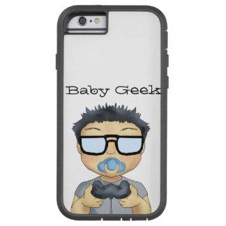 Geek do bebê (menino) capa iPhone 6 tough xtreme