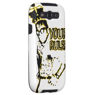 Geek do rei sua régua capas personalizadas samsung galaxy s3