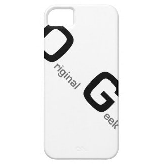 Geek original capa barely there para iPhone 5