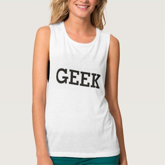 GEEK t-shirt Regata