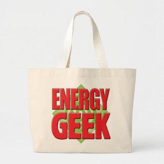 Geek v2 da energia bolsas de lona