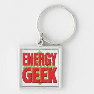 Geek v2 da energia chaveiro