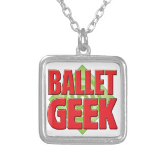 Geek v2 do balé bijuteria personalizada