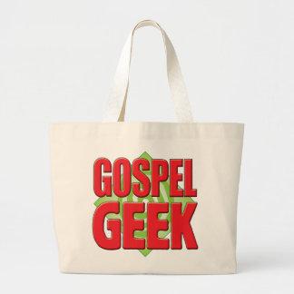 Geek v2 do evangelho bolsa para compras