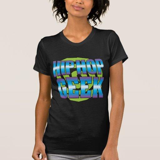 Geek v3 de Hip Hop T-shirt