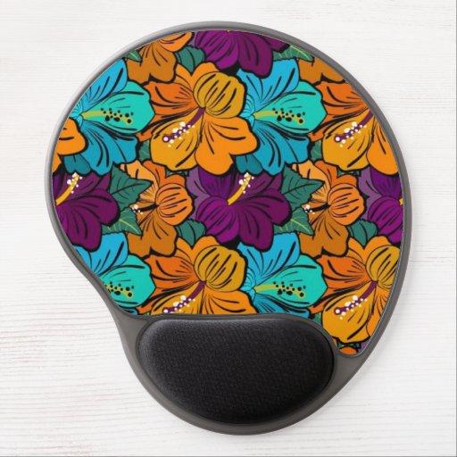 """""""Gel Mousepad das flores brilhantes"""" Mousepad De Gel"""