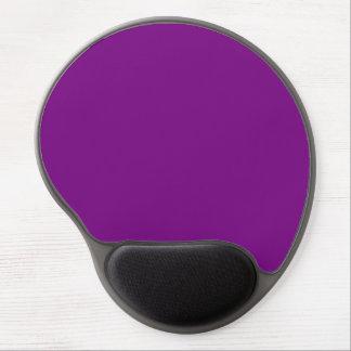 Gel roxo Mousepad Mousepads De Gel