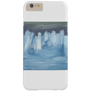 Gelo na capa de telefone de Alaska