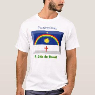 Gema da bandeira de Pernambuco Camiseta