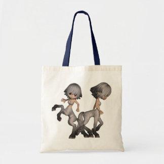 Gêmeos do centauro bolsas de lona