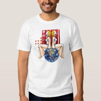 Gêmeos do horóscopo t-shirts