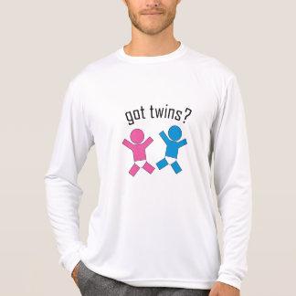 Gêmeos obtidos? camiseta