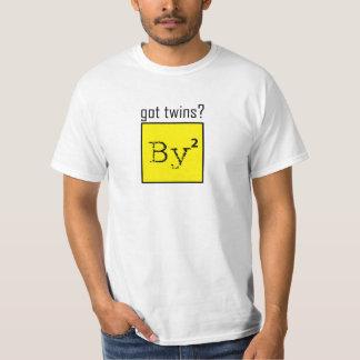 Gêmeos obtidos t-shirt! camiseta
