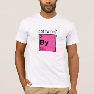 Gêmeos obtidos t-shirt do elemento! camiseta