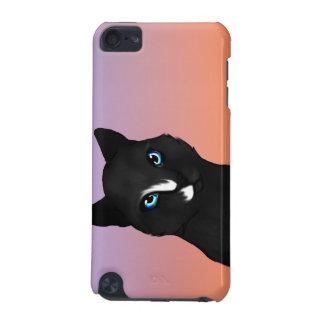 Gen do caso do ipod touch do gato 5o capa para iPod touch 5G