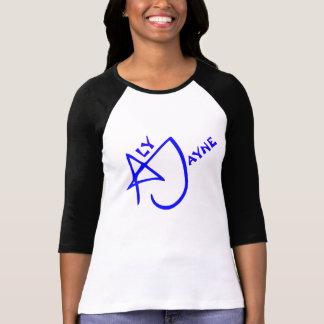 General Aly Jayne Camisa - azul T-shirts