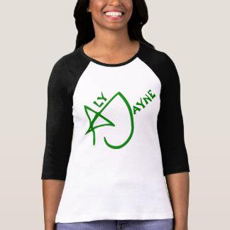 General Aly Jayne Camisa - verde Camisetas