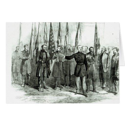 General Custer Cartao
