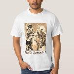 General Haile Selassie Eu Camisa Tshirt
