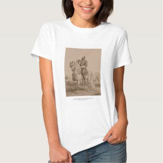 General James Garfield -- Guerra civil T-shirts